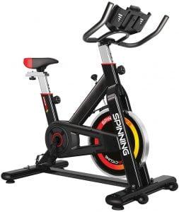 Gridinlux Bicicleta de Spinning