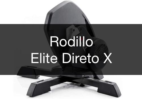 Menu Rodillo Elite Direto X