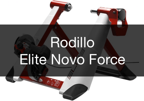 Menu Rodillo Elite Novo Force